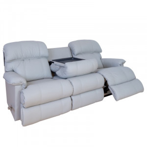 CARDINAL Motion Reclining Sofa with Drop Down Table