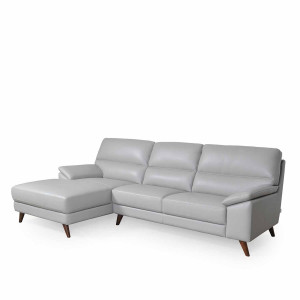 EVERLY Sectional Leather Sofa